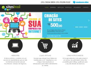 sitesbrasilweb.com.br screenshot
