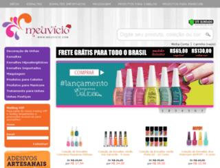 siteseguro.meuvicio.com screenshot