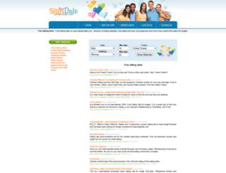 sitesfordate.com screenshot