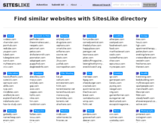 siteslike.net screenshot