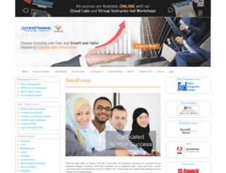 sitespower.com screenshot