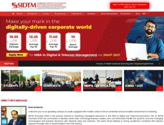 sitm.ac.in screenshot