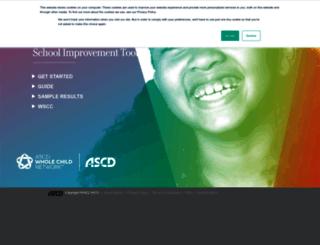 sitool.ascd.org screenshot
