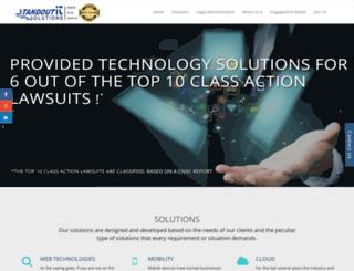 sitstech.com screenshot