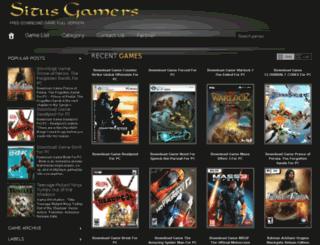 situs-gamers.us screenshot