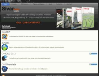 sivandesign.com.ng screenshot