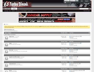 sixfiveturbodiesel.com screenshot