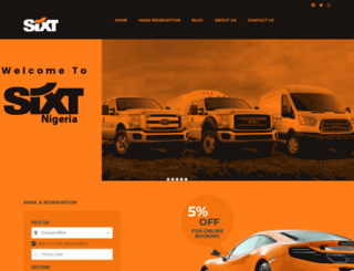 sixtnigeria.com screenshot