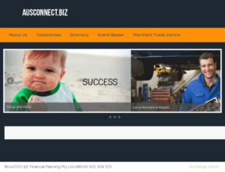 sjffinancial.com.au screenshot