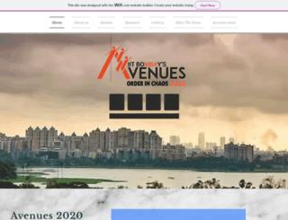 sjmsom-avenues.com screenshot