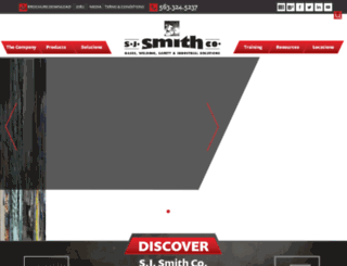 sjsmith.com screenshot