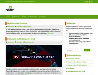 sk-forum.sk screenshot