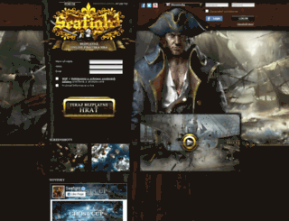 sk.seafight.com screenshot