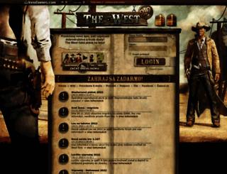 sk8.the-west.sk screenshot
