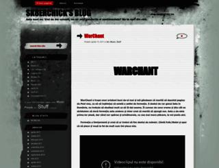 sk8erchick.wordpress.com screenshot