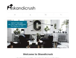 skandicrush.myshopify.com screenshot