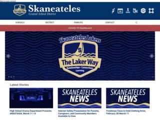 skanschools.org screenshot