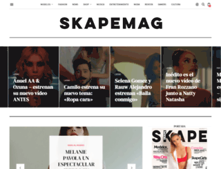 skape.com.co screenshot