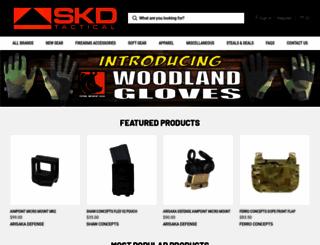 skdtac.com screenshot