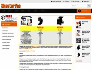 skeeter-vac-depot.com screenshot