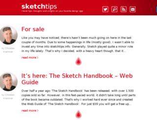sketchtips.info screenshot