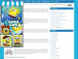 sketsagambar.com screenshot