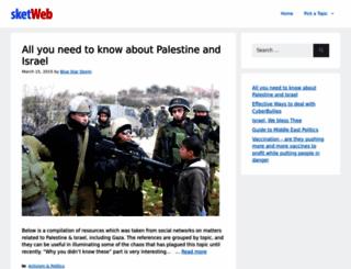 sketweb.com screenshot