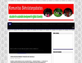 skholatanpabatas.org screenshot