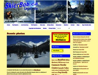 skierbob.ca screenshot