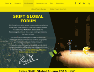skiftforum.com screenshot