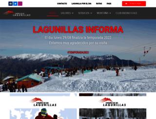 skilagunillas.cl screenshot