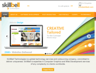 skillbell.com screenshot