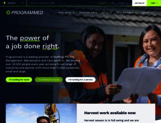 skilled.com.au screenshot