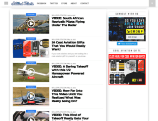 skilledpilots.com screenshot