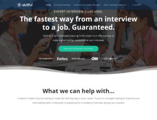 skillfullydone.com screenshot
