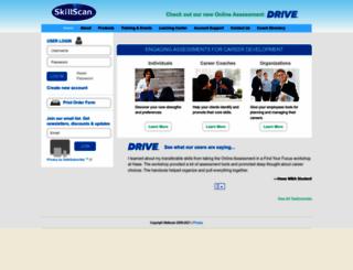 skillscan.com screenshot