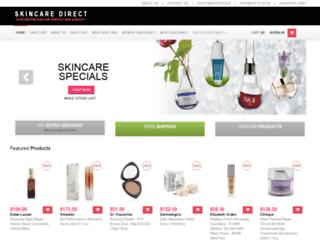 skincaredirect.com.au screenshot