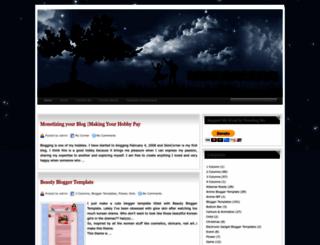skincorner.com screenshot