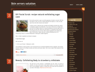 skinerrors.com screenshot