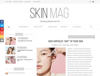 skinmagonline.com screenshot