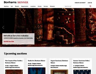 skinnerinc.com screenshot