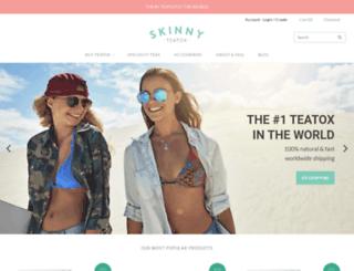 skinny-teatox.com screenshot