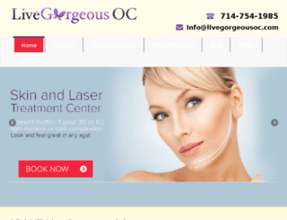 skinrejuvenation.smartwebsitedesign.com screenshot