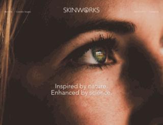 skinworks.ca screenshot