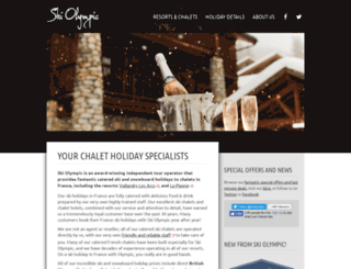 skiolympic.co.uk screenshot