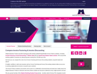 skiptonbusinessfinance.co.uk screenshot