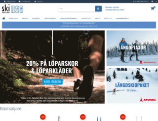 skistart.se screenshot