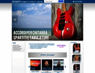 skitarrate.it screenshot