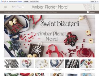sklep.amberplanet.pl screenshot