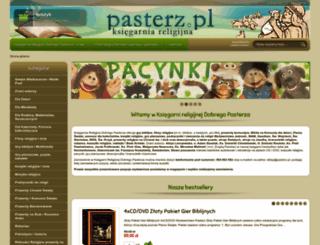 sklep.pasterz.pl screenshot